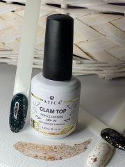 Топ с золотой поталью Glam Top (без липкого слоя) 15 мл